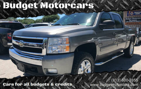 2008 Chevrolet Silverado 1500 for sale at Budget Motorcars in Tampa FL