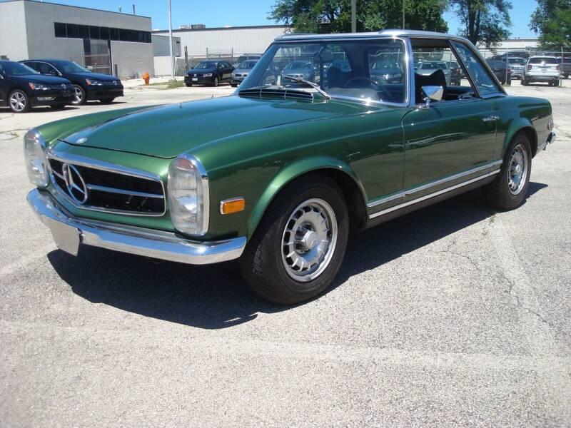 1969 Mercedes-Benz SL-Class for sale in Naperville, IL