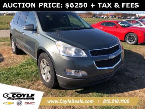 2011 Chevrolet Traverse for sale at COYLE GM - COYLE NISSAN in Clarksville IN