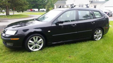 2007 Saab 9-3 for sale at ALL Motor Cars LTD in Tillson NY