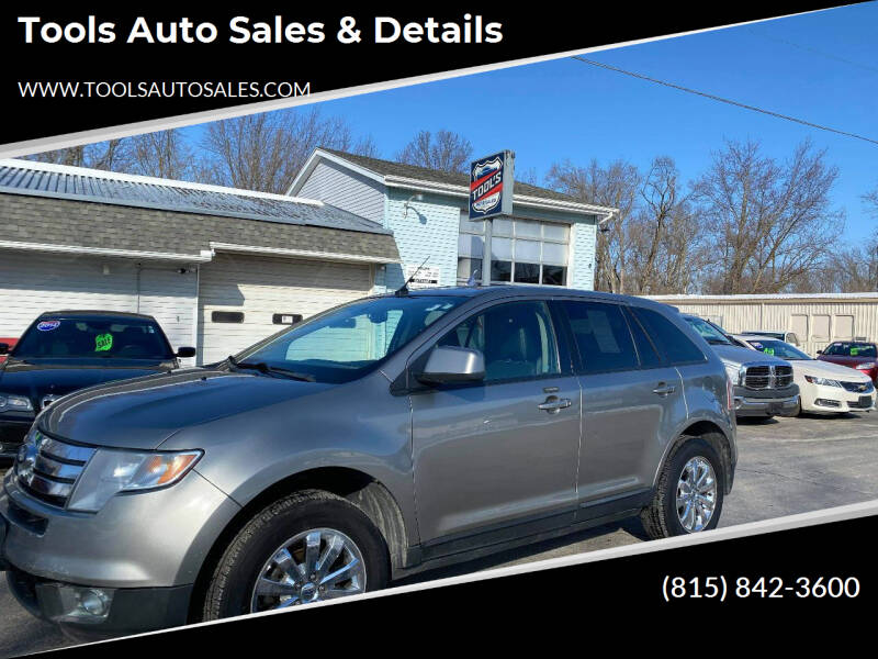 2008 Ford Edge for sale at Tools Auto Sales & Details in Pontiac IL