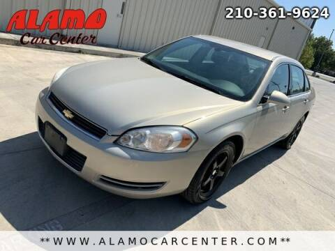 2008 Chevrolet Impala for sale at Alamo Car Center in San Antonio TX