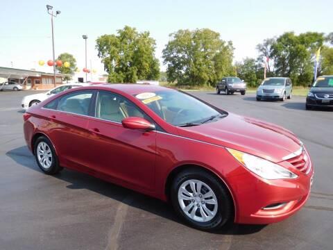 2012 Hyundai Sonata for sale at North State Motors in Belvidere IL