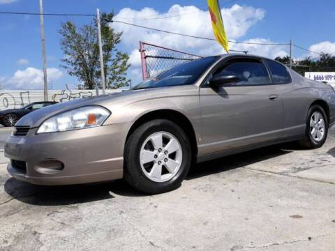 2006 Chevrolet Monte Carlo for sale at Empire Automotive of Atlanta in Atlanta GA