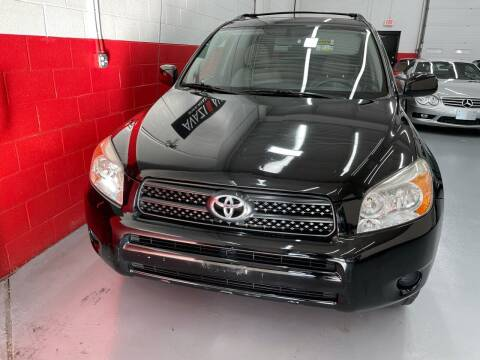 2008 Toyota RAV4 for sale at AVAZI AUTO GROUP LLC in Gaithersburg MD