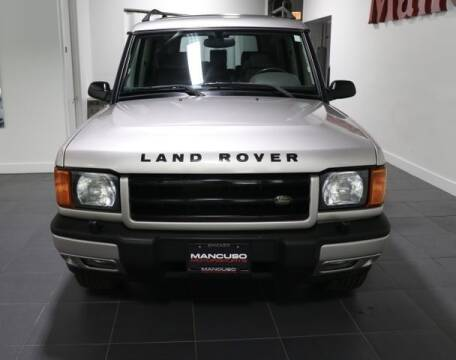 1999 Land Rover Discovery for sale at Cj king of car loans/JJ's Best Auto Sales in Troy MI