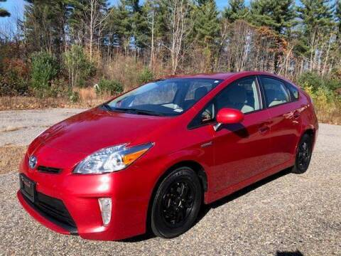 2013 Toyota Prius for sale at Cars R Us Of Kingston in Kingston NH