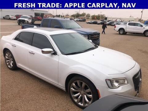 2019 Chrysler 300 for sale at STANLEY FORD ANDREWS in Andrews TX