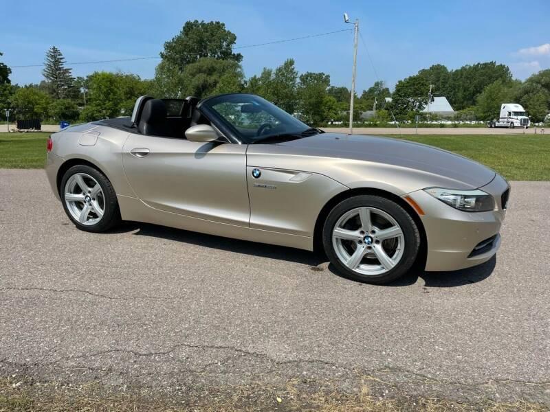 2012 BMW Z4 for sale at Dussault Auto Sales in Saint Albans VT