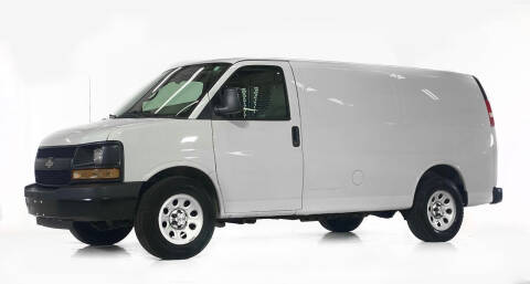 2012 Chevrolet Express Cargo for sale at Houston Auto Credit in Houston TX