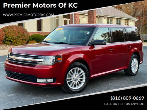 2013 Ford Flex for sale at Premier Motors of KC in Kansas City MO