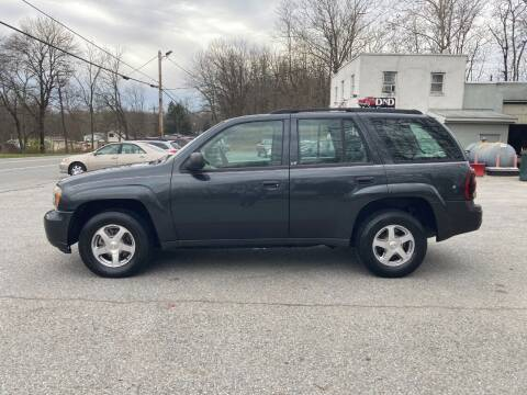 2004 Chevrolet TrailBlazer for sale at DND AUTO GROUP in Belvidere NJ