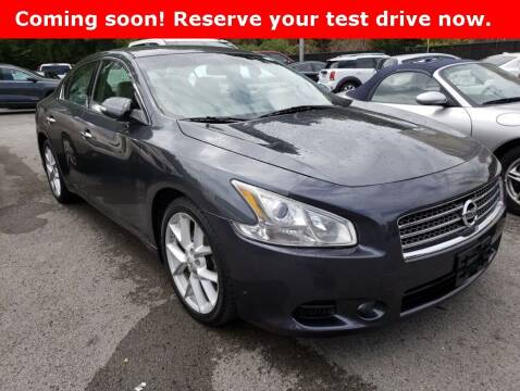 2009 Nissan Maxima for sale at Auto Solutions in Maryville TN