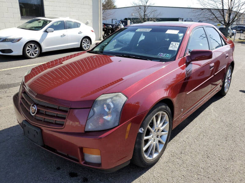 2007 Cadillac CTS for sale at Penn American Motors LLC in Allentown PA