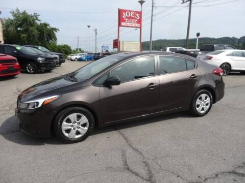 2017 Kia Forte for sale at Joe's Preowned Autos in Moundsville WV
