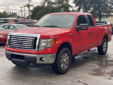 2011 Ford F-150 for sale at BC Motors in West Palm Beach FL