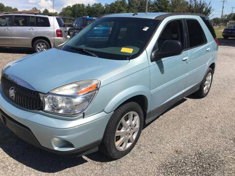 2006 Buick Rendezvous for sale at Mama's Motors in Greer SC