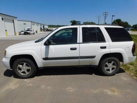 2005 Chevrolet TrailBlazer for sale at West Point Auto & Truck Center Inc. in West Point NE