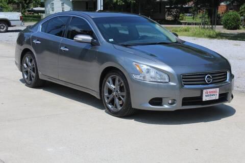 2014 Nissan Maxima for sale at Auto Empire Inc. in Murfreesboro TN