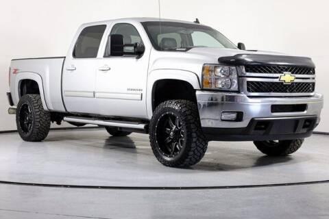 2012 Chevrolet Silverado 2500HD for sale at Truck Ranch in Twin Falls ID