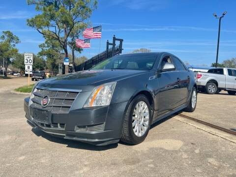 2010 Cadillac CTS for sale at Newsed Auto in Houston TX