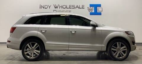 2013 Audi Q7 for sale at Indy Wholesale Direct in Carmel IN