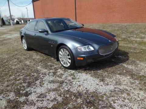 2005 Maserati Quattroporte for sale at Bob Patterson Auto Sales in East Alton IL