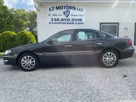 2009 Buick LaCrosse for sale at EZ Motors in Deerfield OH