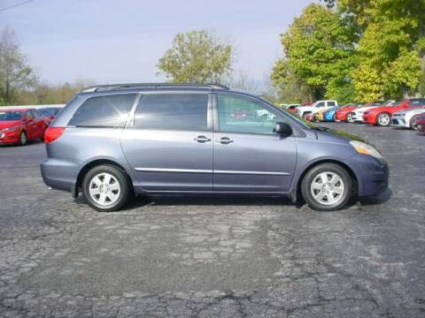 2008 Toyota Sienna for sale at Westview Motors in Hillsboro OH