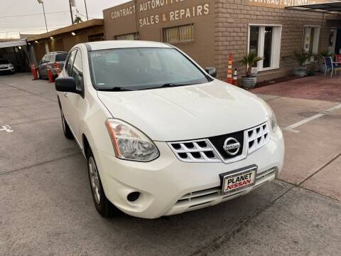2012 Nissan Rogue for sale at CONTRACT AUTOMOTIVE in Las Vegas NV