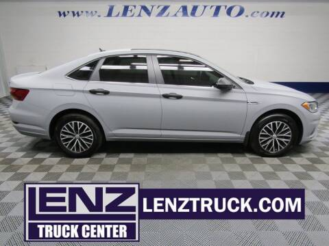 2019 Volkswagen Jetta for sale at LENZ TRUCK CENTER in Fond Du Lac WI
