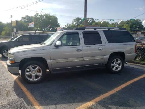 2004 Chevrolet Suburban for sale at A-1 Auto Sales in Anderson SC
