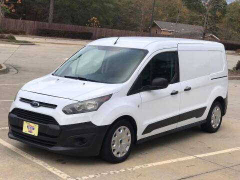 2014 Ford Transit Connect Cargo for sale at Two Brothers Auto Sales in Loganville GA