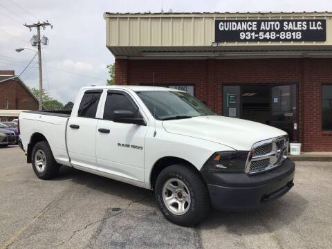 2012 RAM Ram Pickup 1500 for sale at Guidance Auto Sales LLC in Columbia TN