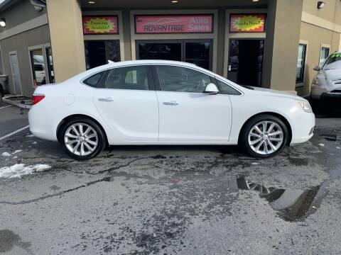 2012 Buick Verano for sale at Advantage Auto Sales in Garden City ID