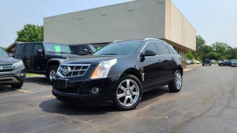 2010 Cadillac SRX for sale at Sedo Automotive in Davison MI