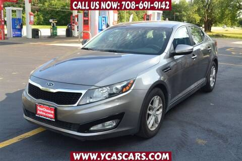 2012 Kia Optima for sale at Your Choice Autos - Crestwood in Crestwood IL