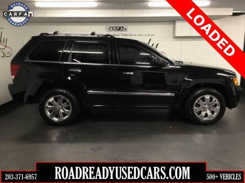 2008 Jeep Grand Cherokee for sale at Road Ready Used Cars in Ansonia CT