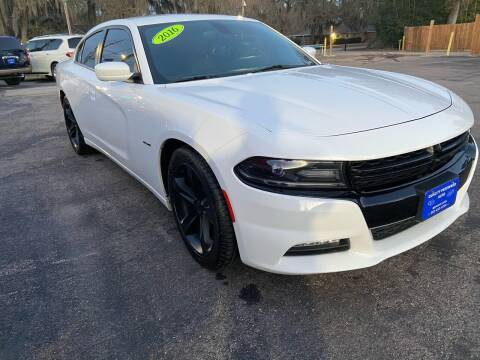 2016 Dodge Charger for sale at QUALITY PREOWNED AUTO in Houston TX