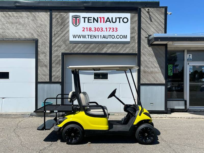 2015 Yamaha G29 EFI for sale at Ten 11 Auto LLC in Dilworth MN