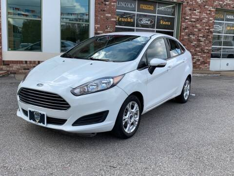 2015 Ford Fiesta for sale at Ohio Car Mart in Elyria OH