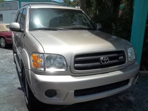 2001 Toyota Sequoia for sale at PJ's Auto World Inc in Clearwater FL