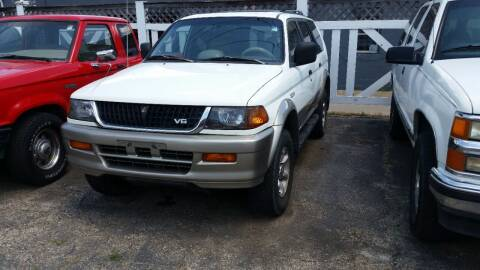1998 Mitsubishi Montero Sport for sale at Autos Inc in Topeka KS