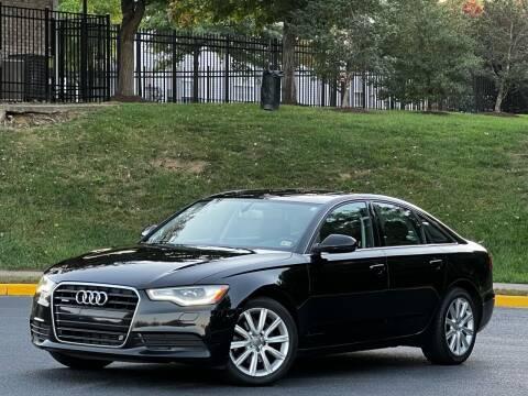 2013 Audi A6 for sale at Diamond Automobile Exchange in Woodbridge VA