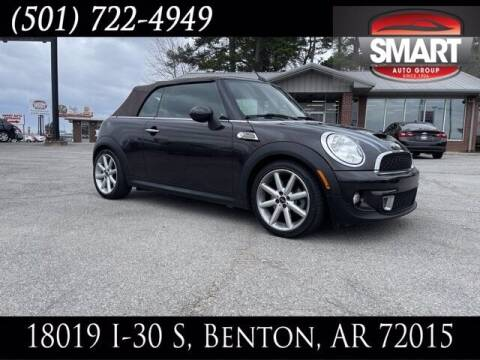 2014 MINI Convertible for sale at Smart Auto Sales of Benton in Benton AR