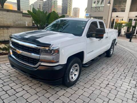 2016 Chevrolet Silverado 1500 for sale at CYBER CAR STORE in Tampa FL