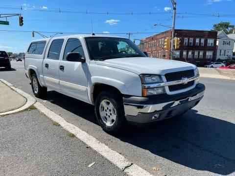 2005 Chevrolet Silverado 1500 for sale at G1 AUTO SALES II in Elizabeth NJ