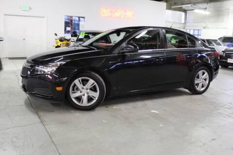 2014 Chevrolet Cruze for sale at R n B Cars Inc. in Denver CO