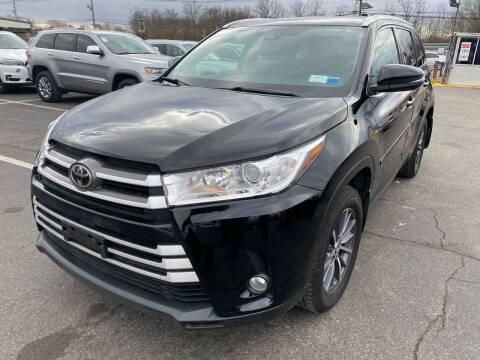 2018 Toyota Highlander for sale at MFT Auction in Lodi NJ