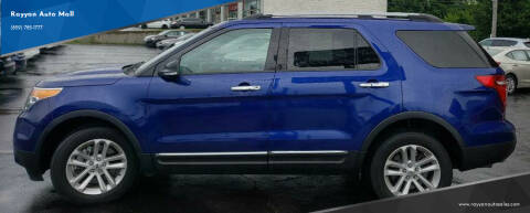 2014 Ford Explorer for sale at Rayyan Auto Mall in Lexington KY